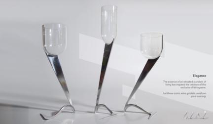Glaz: Wine Goblets