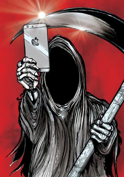 Death's Selfy